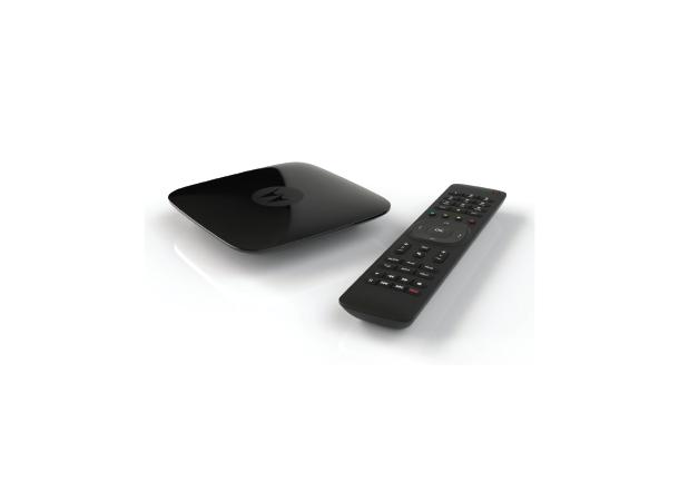 IPTV Set-Top Box VIP1113HD REX, HDMI, MPEG-4 (H 264), RF RCU